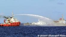China Vietnam Konflikt im Südchinesischem Meer