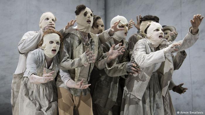 Theatertreffen 2014 Zement