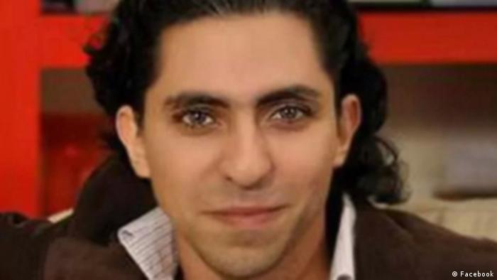 Raif Badawi SCHLECHTE QUALITÄT (Facebook)