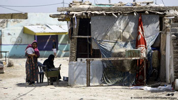 Bildergalerie Sinti und Roma im Irak