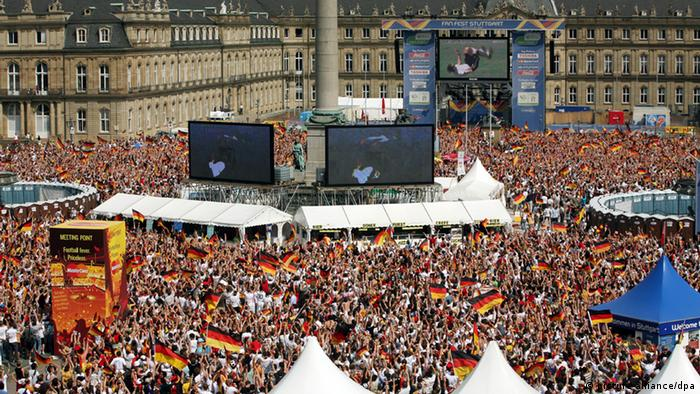 Public Viewing Germany
