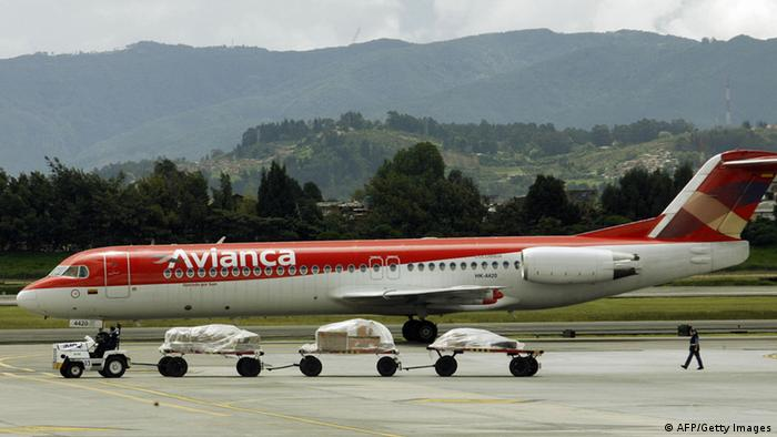 Avianca Airline (AFP/Getty Images)
