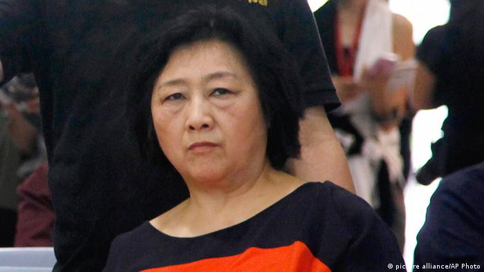 Gao Yu Journalistin China Archiv 2012