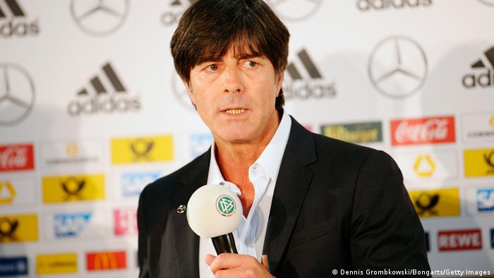 Joachim Loew Löw Bundestrainer FIFA Weltmeisterschaft 8.5.2014