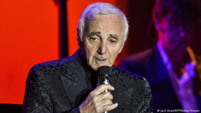 Charles Aznavour 2013