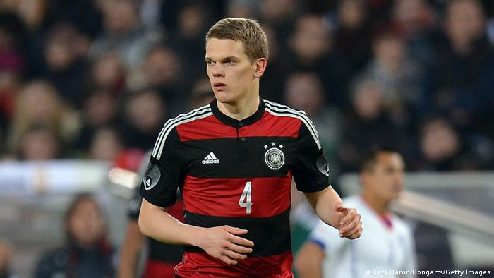 Matthias Ginter Archiv 2014 (Lars Baron/Bongarts/Getty Images)