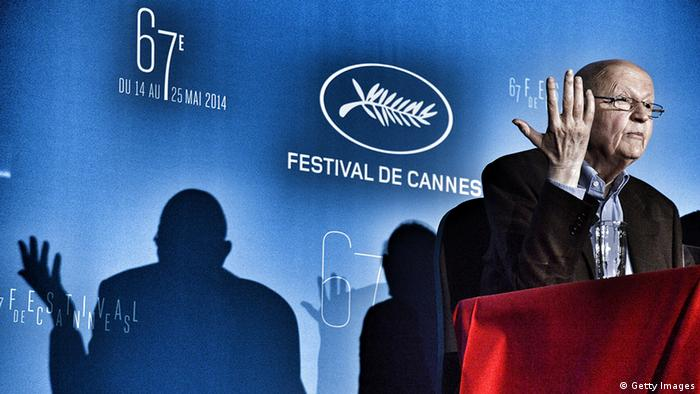 Film Filmfestival Cannes 2014 Pressekonferenz mit Chef Gilles jacob (Photo by Pascal Le Segretain/Getty Images)