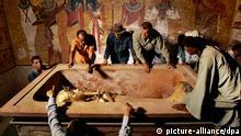 Ägypten Pharao Tutanchamun