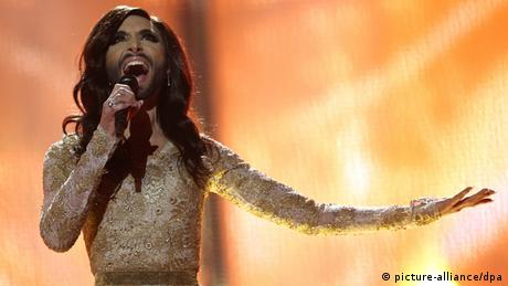 Eurovision Song Context 2014 Conchita Wurst