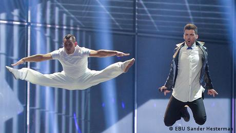 Bildergalerie Eurovision Song Contest 2014 Griechenland Freaky Fortune feat. RiskyKidd