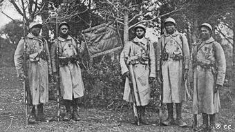 Le Maréchal Jacques-Philippe Leclerc de Hauteclocque est parti du Cameroun avec des Tirailleurs sénégalais pour aller libérer la France