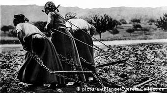 Frankreich Geschichte Erster Weltkrieg Propaganda Frauen Landwirtschaft