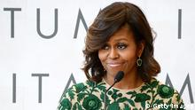 USA First Lady Michelle Obama