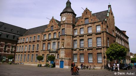 Bild vom Düsseldorfer Rathaus.