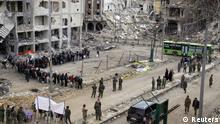 Homs Rebellen Evakuierung 08.05.2014