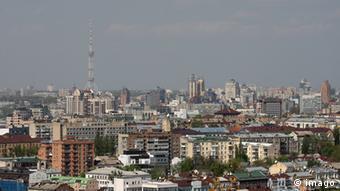 Kiew Fernsehturm Archiv 2012