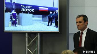 Глава болгарського уряду Пламен Орешарський