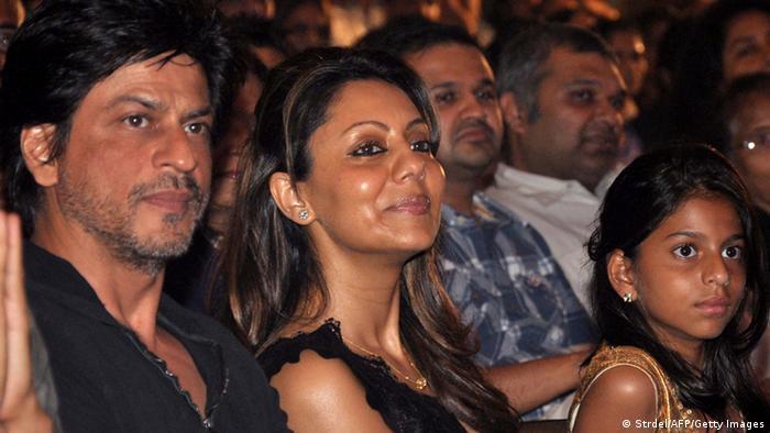 Shah Rukh Khan Familienfoto Archiv 2012