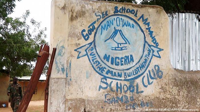 Nigeria Boko Haram attack in Gamboru