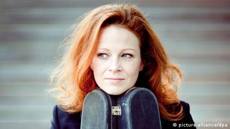Deutschland Musiktage in Hitzacker Geigerin Carolin Widmann