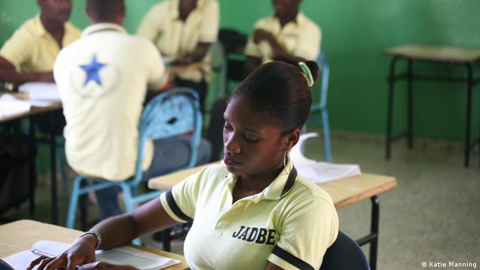 Dominikanische Republik Bildung (Katie Manning)