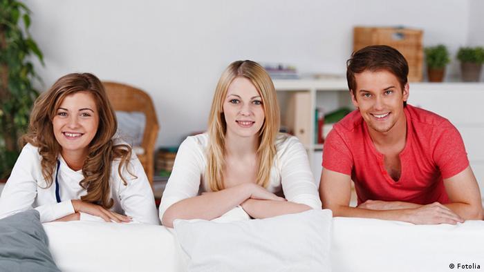 Studenten Wohnen Deutschland