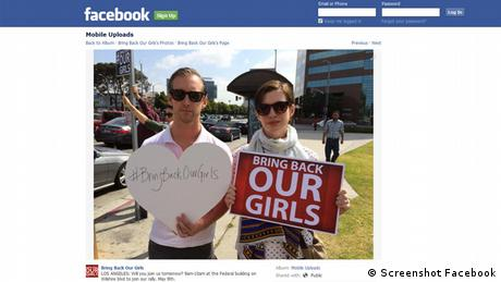 Anne Hathaway #bringbackourgirls Screenshot
