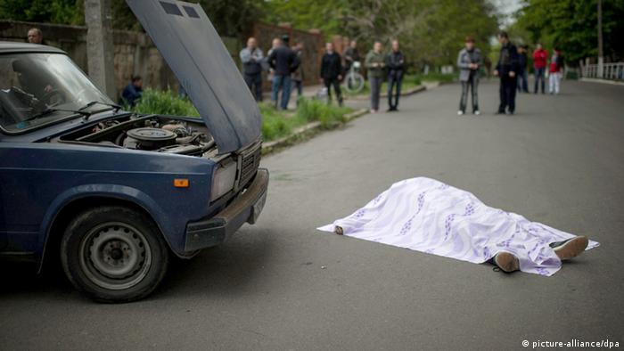 Casi 2.600 personas han perdido la vida en el este de Ucrania