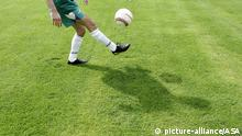 Symbolbild Fußballer