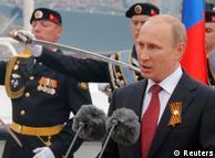 Володимир Путін у Севастополі. Фото з архіву (2014 рік)