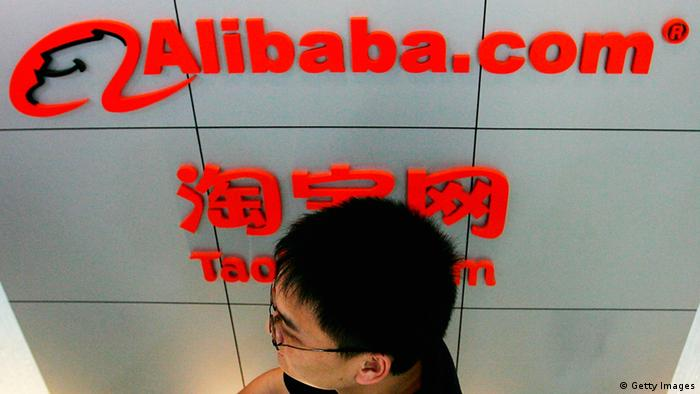 Alibaba Online Handelsriese China