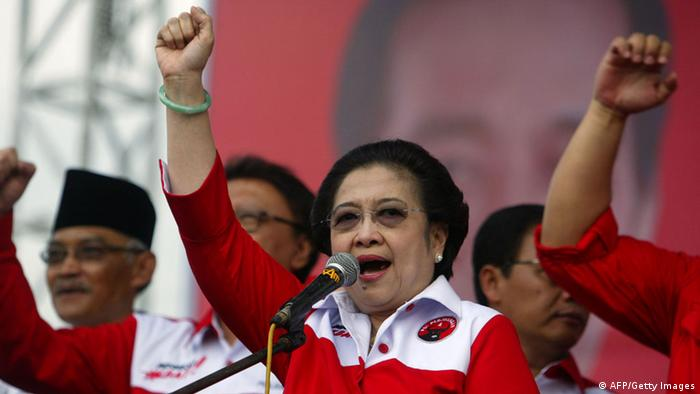 Megawati Sukarnoputri (Foto: Getty Images)