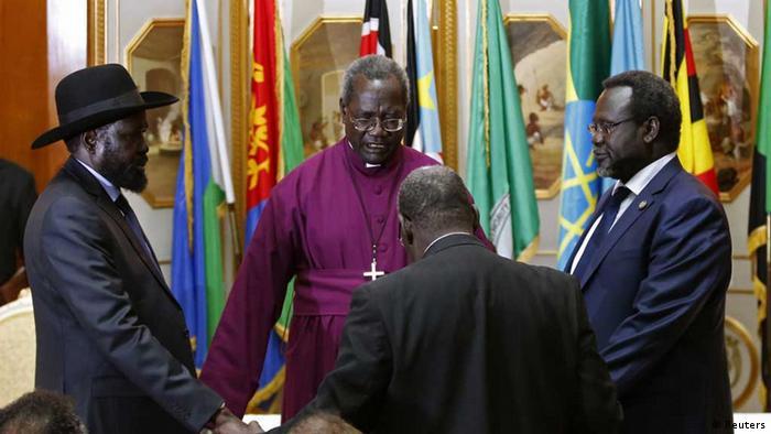 Südsudan - Abkommen
