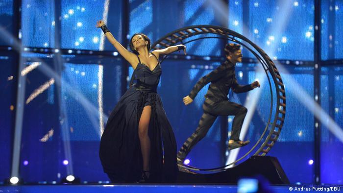 Мария Яремчук на Евровидении-2014