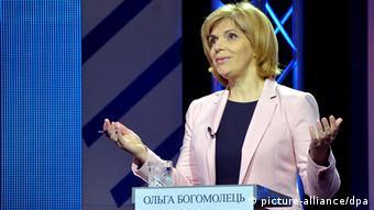 Ольга Богомолець терпіти не може міністрку, що приїхала із США