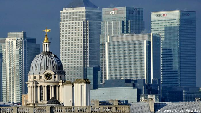 UK - London - Canary Wharf