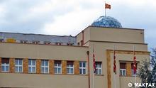 Mazedonien - Das Parlament