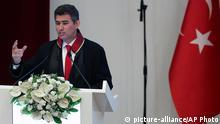 Metin Feyzioglu regierungskritische Rede 10.5.2014