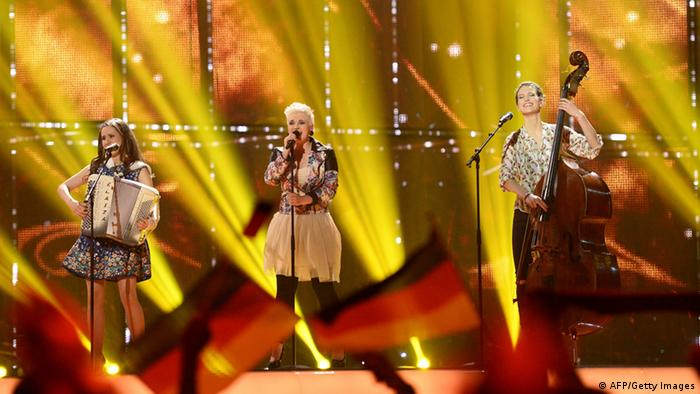Eurovision Song Contest 2014 Deutschland (AFP/Getty Images)