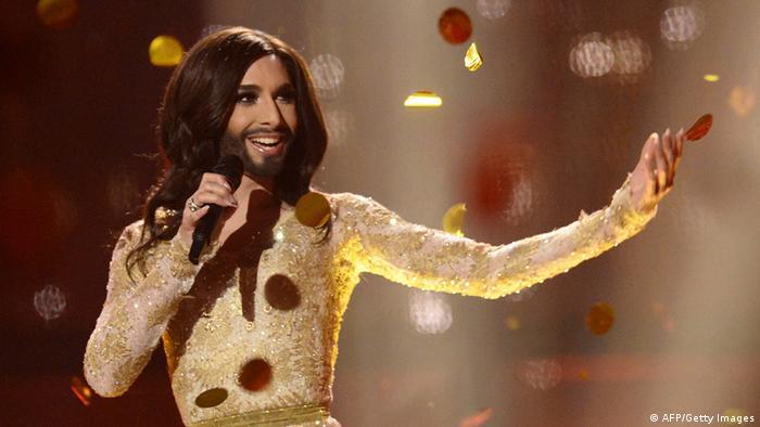 Conchita Wurst gewinnt Eurovision Song Contest 2014