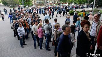 Ost Ukraine Referendum 11.5.2014