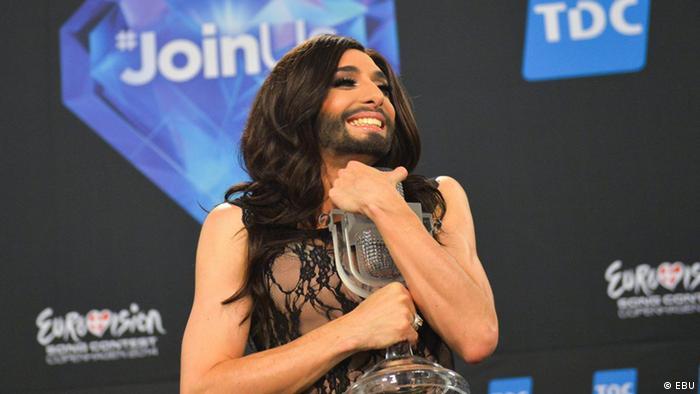 Conchita Wurst ESC GewinnerIn 2014