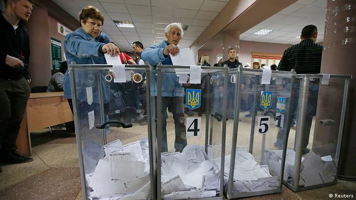 Ost Ukraine Referendum 2014 11.5.