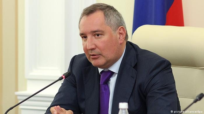 Dmitry Rogozin Porträt