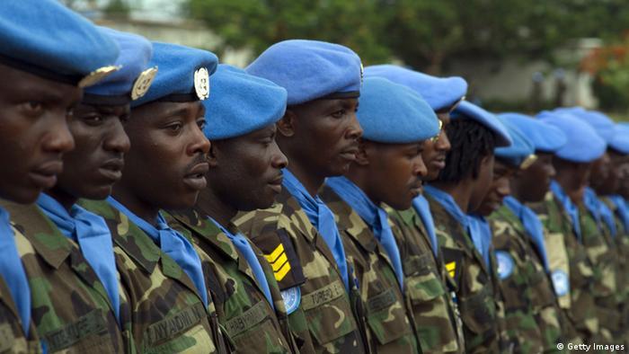 Photo Reporting: UN Peacekeeping