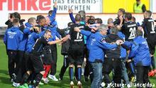 Fußball 2. Bundesliga SC Paderborn 07 vs. VfR Aalen