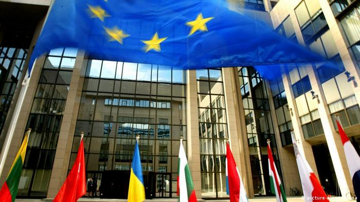 Symbolbild EU Ukraine