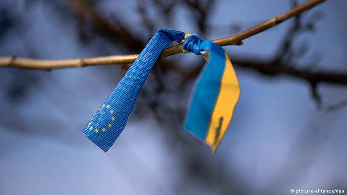 Symbolbild EU Ukraine (picture-alliance/dpa)