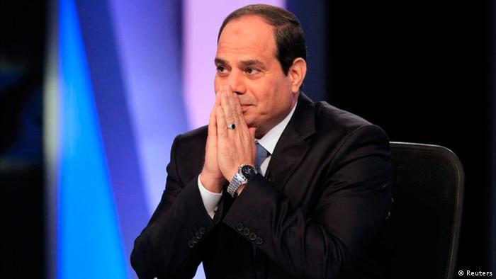 Fattah al-Sisi (Reuters)