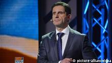 Ukraine Präsidentschaftskandidat Zoryan Shkiryak